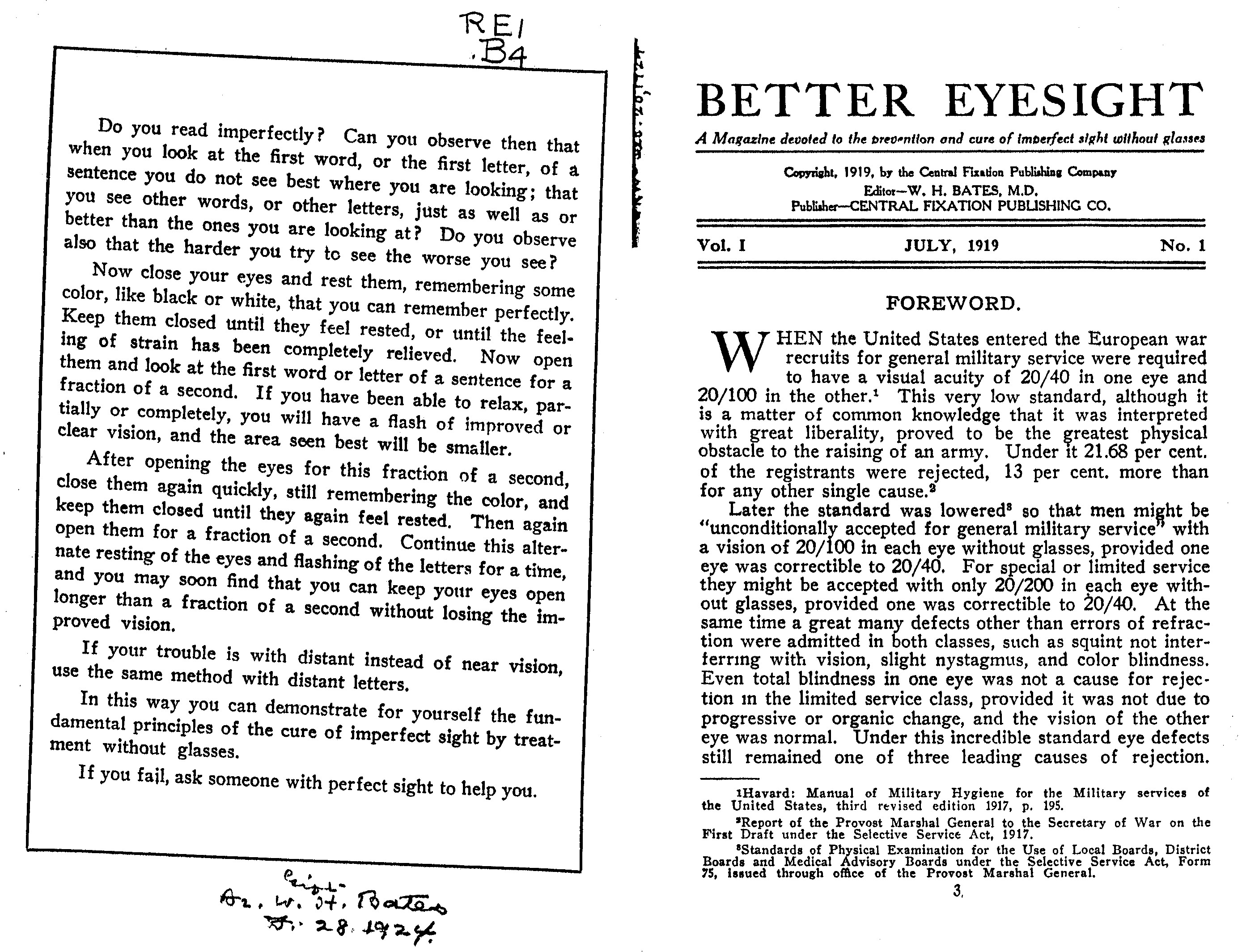 Better Eyesight page 2-3
