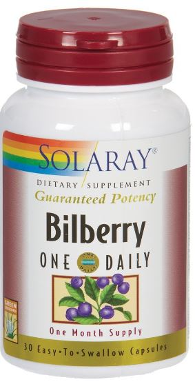 Bilberry for Clear Eyesight, Healthy Retina...