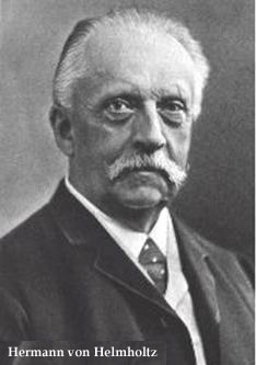 Hermann Von Helmholtz - Studied the function of the eyes lens, accommodation, variety of scientific discoveries.