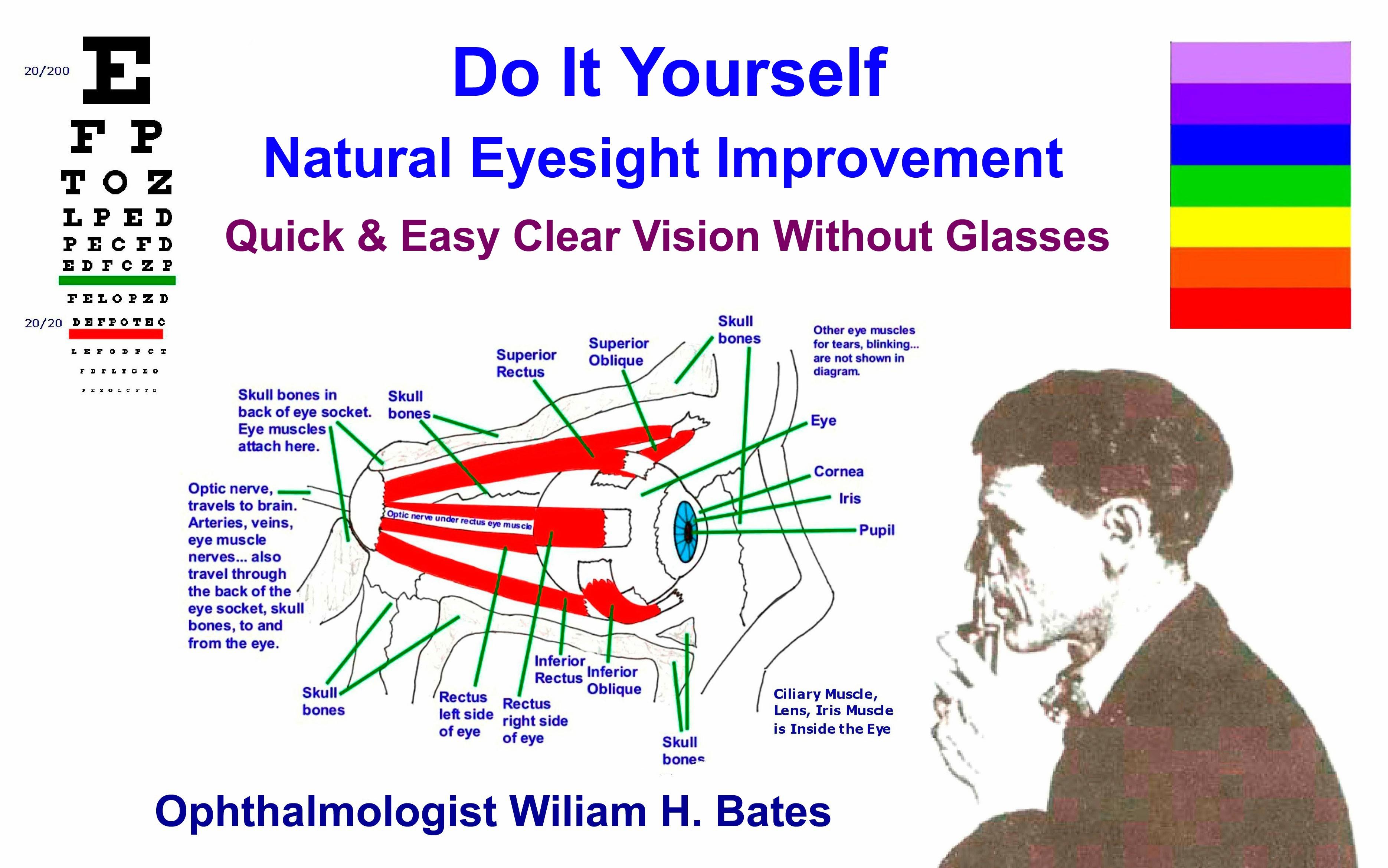 bates vision therapy